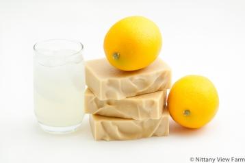 MilkMade Summer Soap with Lemonade and Lemons